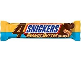 SNICKERS PB CRISPER King Size 80.2G
