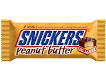 SNICKERS PEANUT BUTTER 50.5G