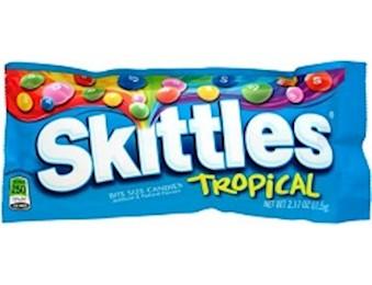 SKITTLES TROPICAL 61.5G