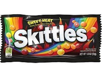 SKITTLES SWEET HEAT 51G