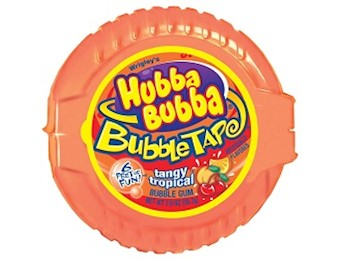 Hubba Bubba TAPE TANGY TROP 56.7G