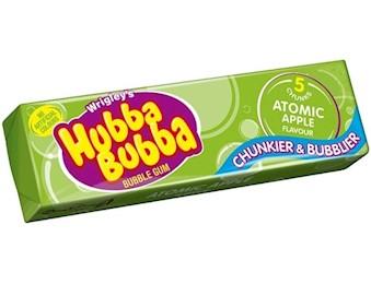 Hubba Bubba ATOMOC APPLE 35G