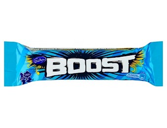 CADBURY BOOST BAR GLUCOSE 60.5G