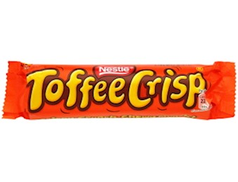 NESTLE TOFFEE CRISP 50G