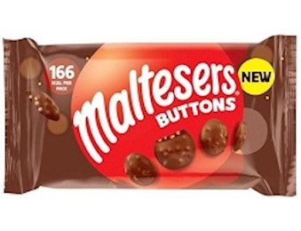 MALTESERS BUTTONS 32G