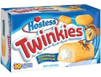 HOSTESS TWINKIES 38G