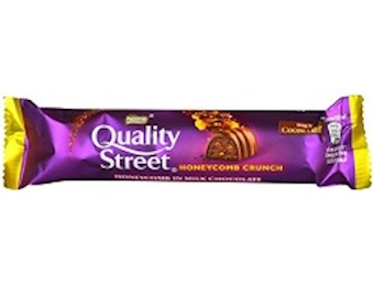 NESTLE Q/STREET HONEYCOMB CRUNCH 35G