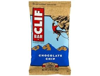 CLIF ORGA Chocolate CHIP BAR 68G