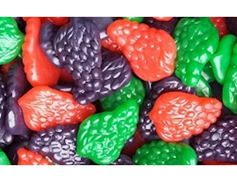 NOW GUMMI GRAPES X 2KG(APR