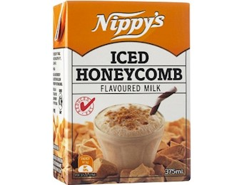 NIPPY'S HONEYCOMB FLV MILK 375ML
