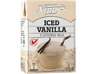 NIPPY'S VANILLA FLV MILK 375ML