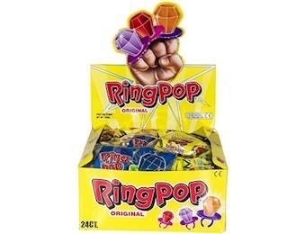 TOPPS RING POP