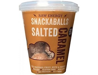 TOM & LUKE SALTED CARAMEL Snack Balls 224G