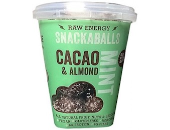TOM & LUKE MINT ALMOND Snack Balls 224G