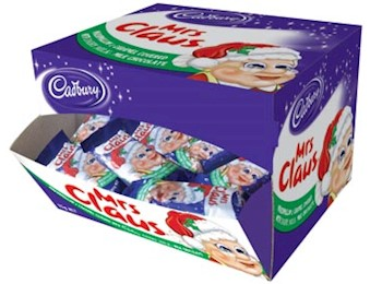 CADBURY MRS CLAUS 35G