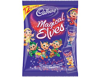 CADBURY MAGICAL ELVES S/P 144G