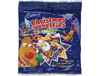 CADBURY XMAS NOVELTIES 145G