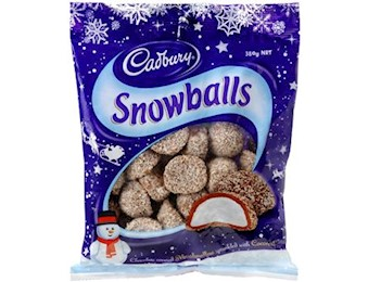 CADBURY SNOWBALLS JUMBO BAG